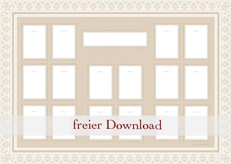 Tischplan Fur Hochzeit Zum Freien Download